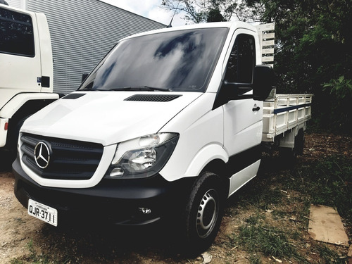 mb  sprinter carroceria  cdi 415  ano 2019