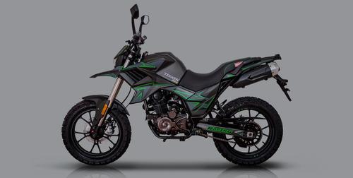 mb tekken 250 con financiamiento