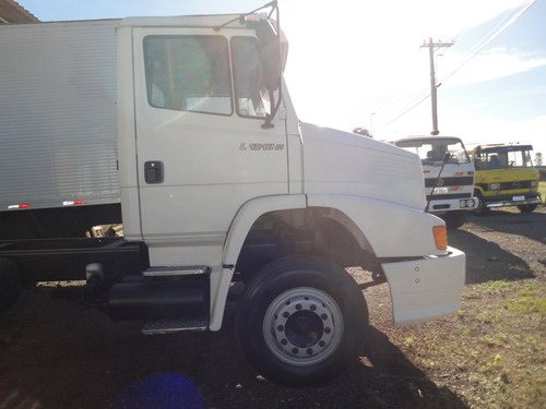 mb1218 ano 99 truck chassi