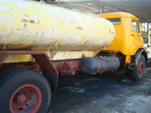 mb1313,mb 608,mb1113 pipa de agua freio a ar+direçao hidraul