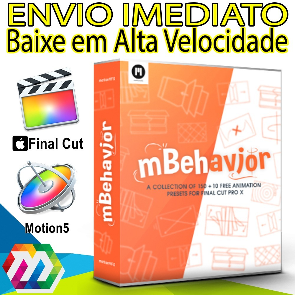 Mbehavior Motionvfx Plugin Final Cut Pro
