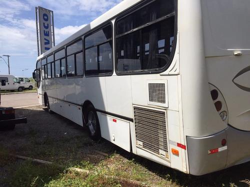 m.benz 1721 ônibus induscar apache semi rodovirário 04/04