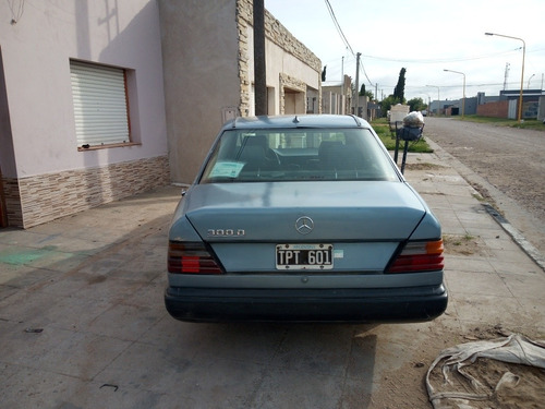 m.benz 300d  w124 4matic sedan