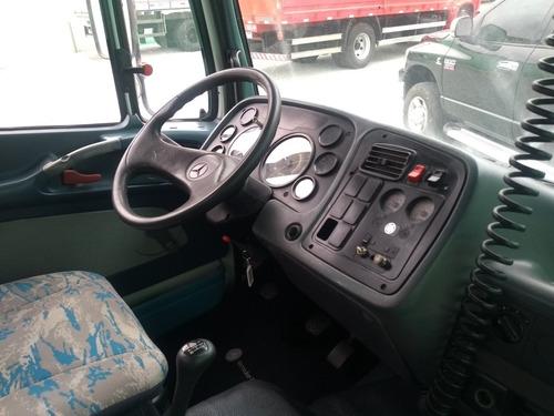 m.benz 712 c baú aceito troca caminhão carro ford vw fiat