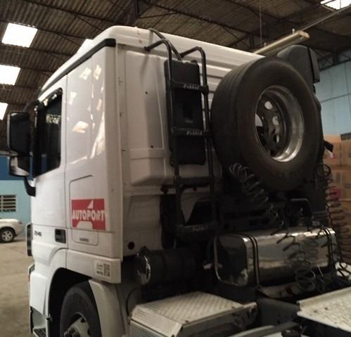 m.benz actros 2546 ls 13/13 branco gustavo-caminhões!!!