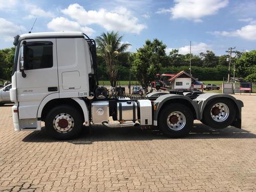 m.benz actros 2546 ls 13/13 gustavo-caminhões cegonha top!!!