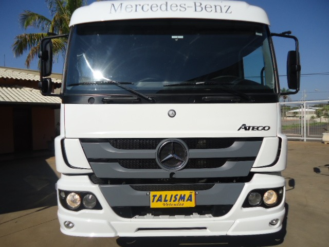 M.benz Atego 2426 2013 Truck Chassi Talisma Caminhoes