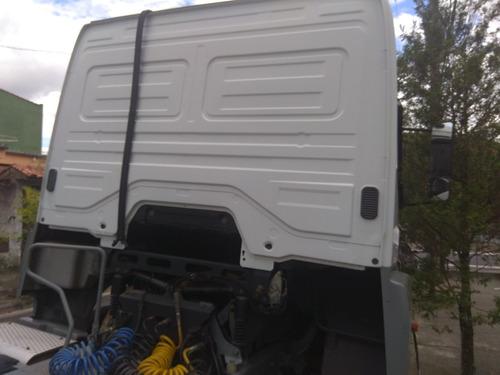 m.benz axor 2540 6x2 c/ ar condicionado