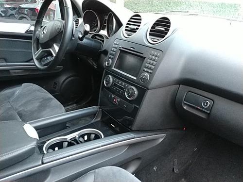 m.benz ml350 3.0 v6 4x4 die aut 2011