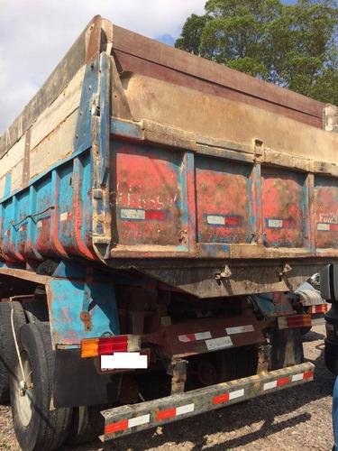 m.benz1313 truck caçamba ano1979 otimo estado