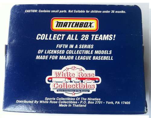 mbl angels 125th annivesary matchbox lesney