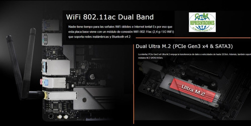 mbo asrock a520m-itx/ac up to 64gb m.ram m.2 wifi bluetoon