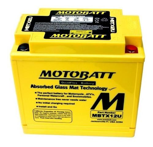 mbtx12u bateria motobatt hd sportster 883 1200 bmw gs 800