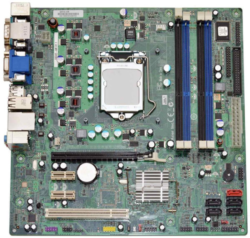 mb.vc407.002 acer veriton m4610 m4610g intel motherboard s11