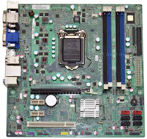 mb.vcc07.002 acer veriton m6610gh s6610gh intel desktop