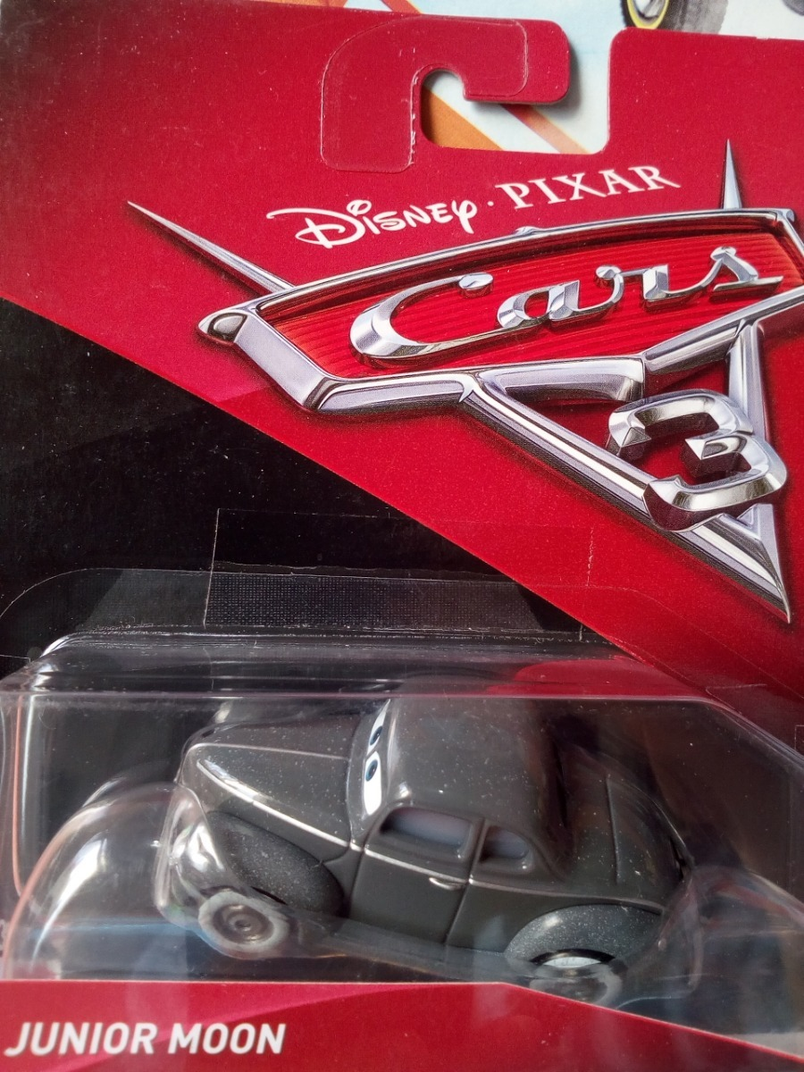 Mc Mad Car Cars Disney Pixar Junior Moon Auto Coleccion
