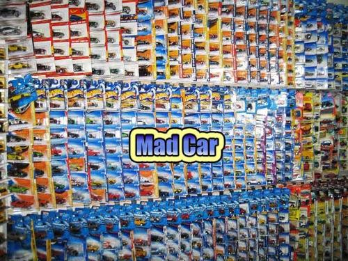 mc mad car hot wheels 67 chevelle ss 396 auto coleccion hw