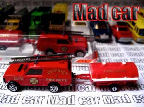 mc mad car majorette range rover bomberos fire bombero