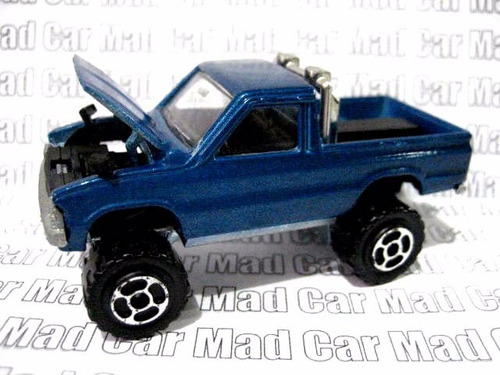 mc mad car majorette toyota pick up auto coleccion camioneta
