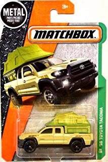 mc mad car matchbox toyota tacoma auto coleccion camioneta