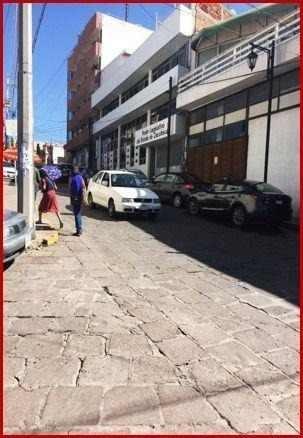 m&c renta local zona centro en zacatecas