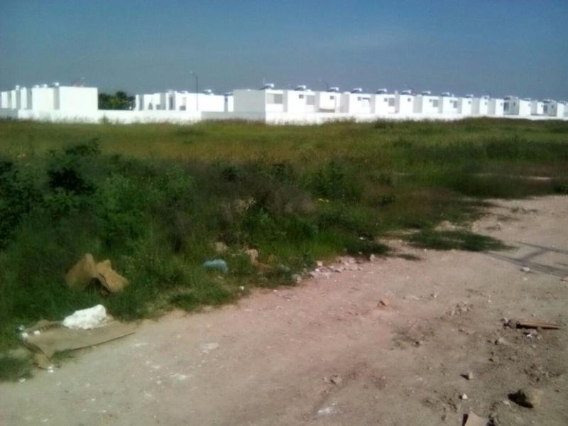 m&c renta terreno comercial fracc. rancho san miguel al norte de ags