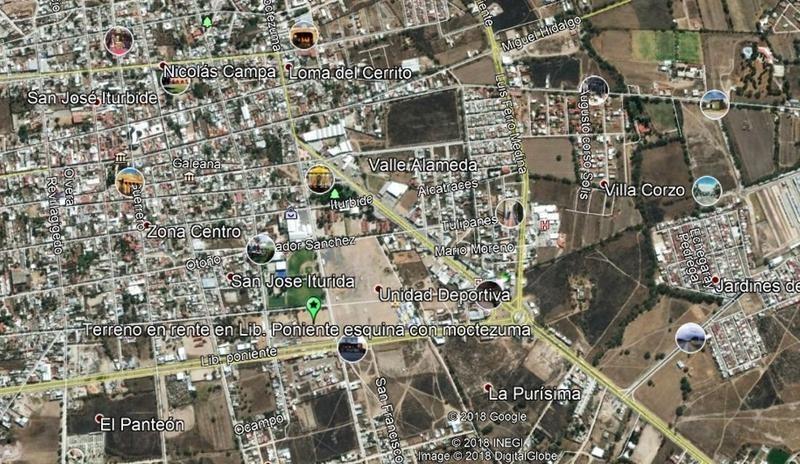 m&c renta terreno en san jose iturbide moctezuma guanajuato