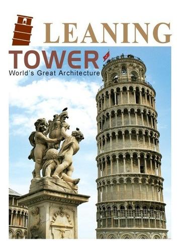 mc053h torre de pisa rompecabezas 3d 30 piezas cubicfun