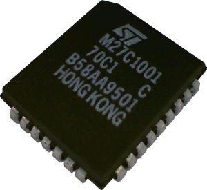 mc27c1001 plcc  32