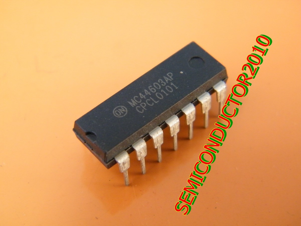 Mc44603ap Mc44603 Mixed Frequency Mode Greenline Pwm Control Electronic Circuit Diagram Audio Amplifier An7117 050w Cargando Zoom