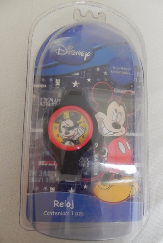mca.disney reloj mickey mouse para niños o joven.