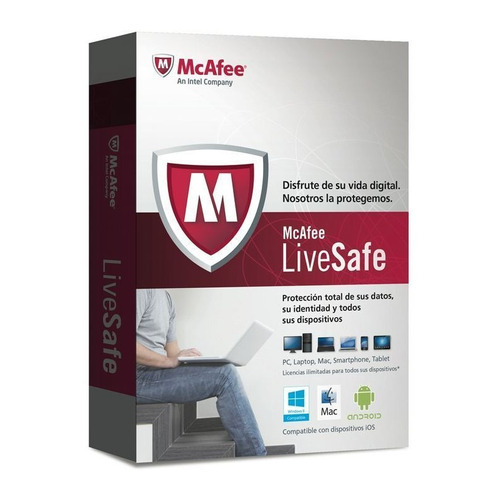 mcafee live save 2018