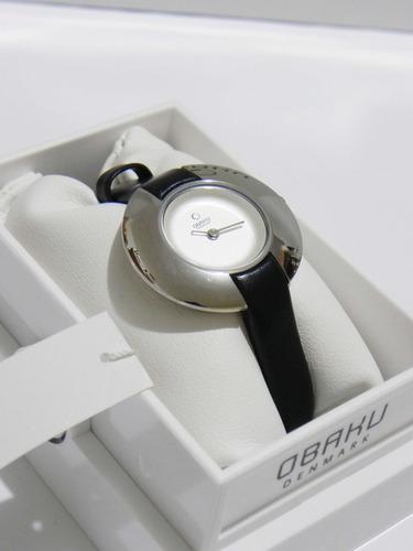 mca.obaku harmony reloj para dama super original y nuevo.