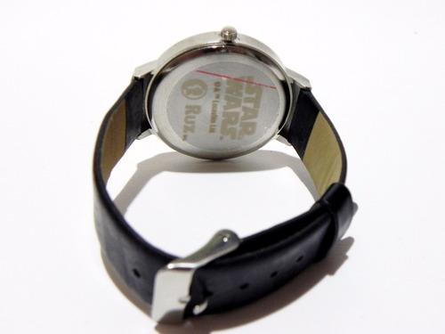 mca.star wars reloj coleccionable para caballero original.