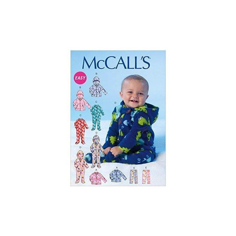 Mccall Pattern Company M7039 Chaquetas, Pantalones Y Plantil ...
