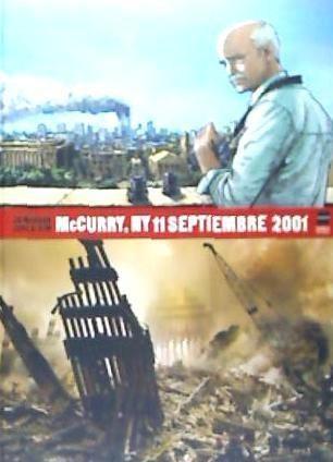mccurry, ny 11 septiembre 2001(libro )