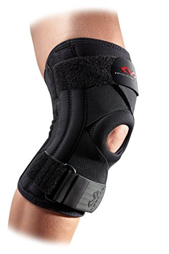 mcdavid 425 ligament knee support (negro, grande)