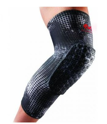 mcdavid extended compression leg sleeve hexpad