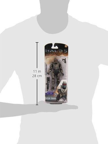 mcfarlane halo 5: guardians series 1 spartan tanaka figura d