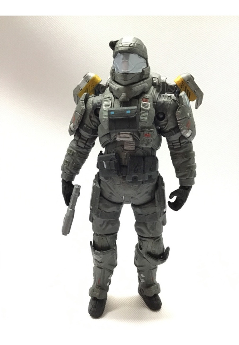 Mcfarlane Halo Reach Odst Jetpack Trooper