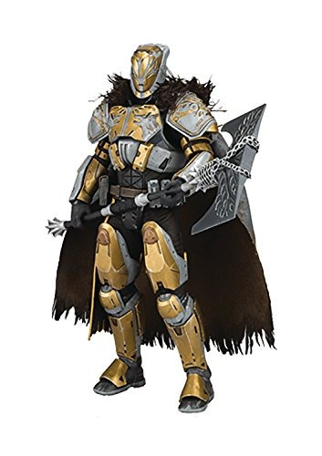 mcfarlane juguete destiny lord saladin figura lujo 10 pulgad