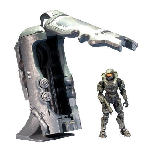 Halo 4 Frozen 1 Series Mcfarlane Chief Master Juguetes n0OkwP