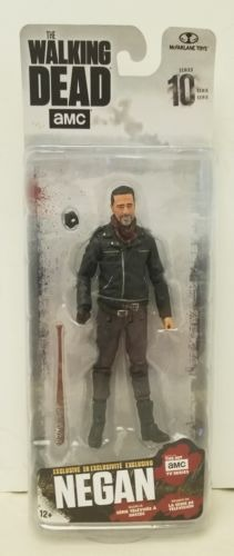 McFarlane AMC Walking Dead Series 10 NEGAN Figure Walgreens Exclusive Figure
