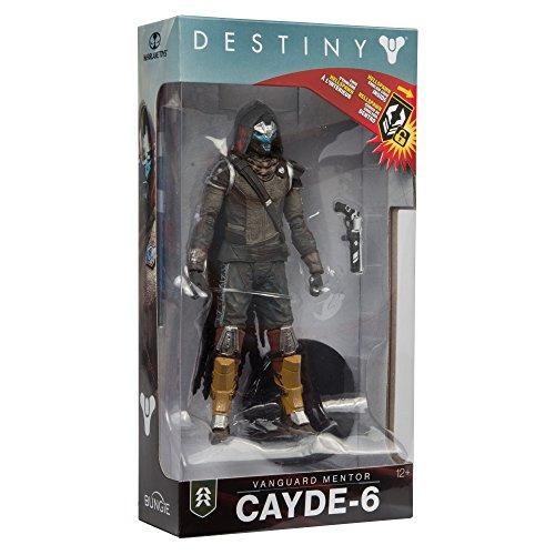 mcfarlane toys destiny 2 cayde 6 figura de acción coleccion
