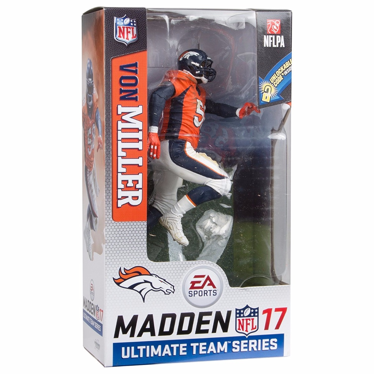 mcfarlane toys ea sports madden nfl 17 ultimate team series. Cargando zoom. a86a81aa96e