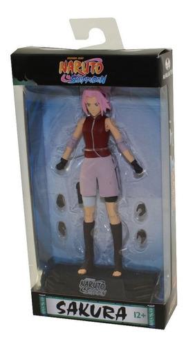 mcfarlane toys naruto shippuden sakura figura coleccionable