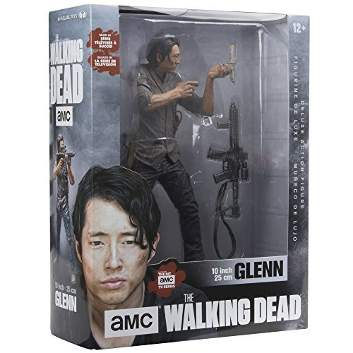mcfarlane toys the walking dead tv glenn \figura de acción