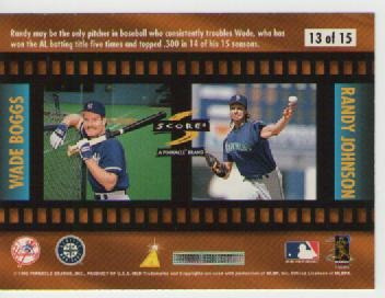 mcgwire- boggs- carter pitcher perfect score 1997