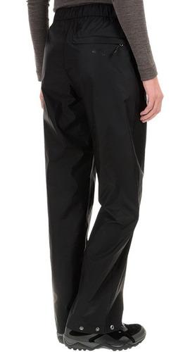 mckinley pantalón impermeable para mujer. camping senderismo
