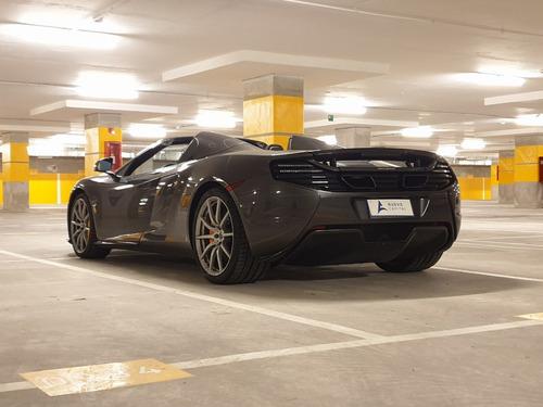 mclaren 650s v8  3.8 aut spider 2015